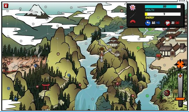 Adventure2map