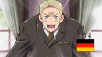 Первое Появление Германии в Аниме