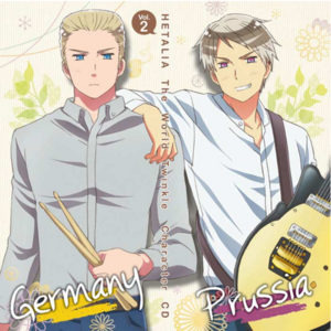Germany and Prussia album