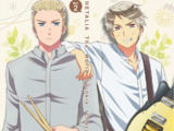 Hetalia: The World Twinkle Character CD Vol. 2 - Prussia and Germany