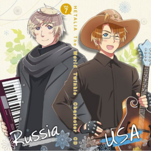 Russia and America album