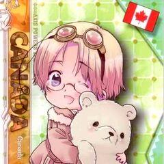 Chibi Canada