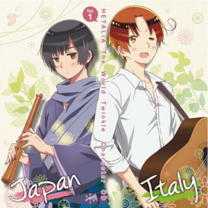 Italy and Japan album