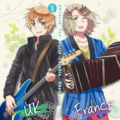 France and England album.png