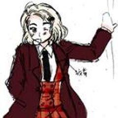 A draft of winter uniform w/blazer.