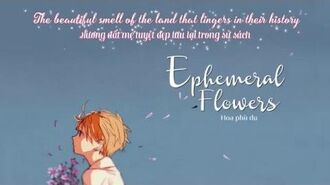 Ephemeral Flowers - Saki