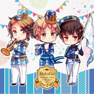 Hetalia The BEST Vol 2