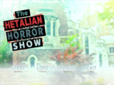 The Hetalian Horror Show