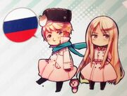 Russia with belarus