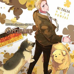 APH Character CD Vol.2- Germany
