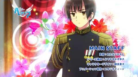 TVアニメ「ヘタリア The World Twinkle」 PV Hetalia The World Twinkle PV Trailer