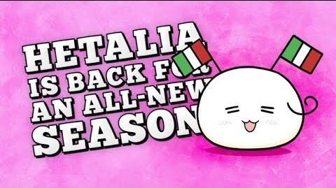 Hetalia The Beautiful World - Coming Soon - Trailer