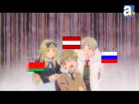 BelarusLatviaAnime
