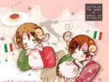 Hetalia x Goodnight with Sheep Vol. 1- Italy Veneziano and Romano