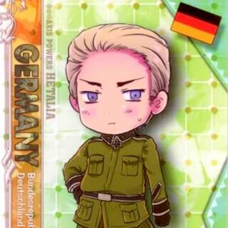 Chibi!Germany