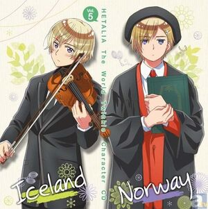 APH - World Twinkle CD 5 (Iceland and Norway)
