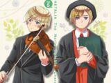 Hetalia: The World Twinkle Character CD Vol. 5 - Norway and Iceland