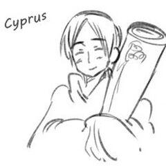 Halloween 2011 concept sketch of Cyprus
