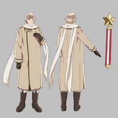 Russia's anime design for The Beautiful World