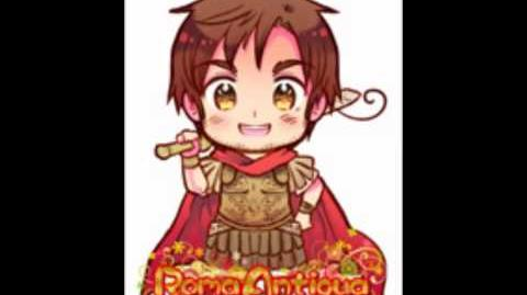 APH Rome Character Song - Roma Antiqua