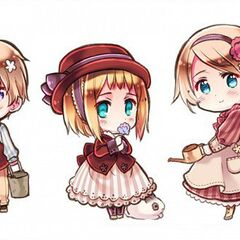 Latvia, Liechtenstein, and Ukraine as 'chibis'.