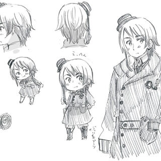 Romania's character profile from Volume 4
