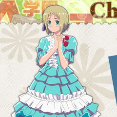 Liechtenstein's formal outfit from the PSP Game.