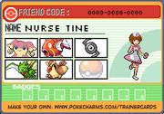 Tine Trainer Card