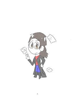 Chibi Authoress