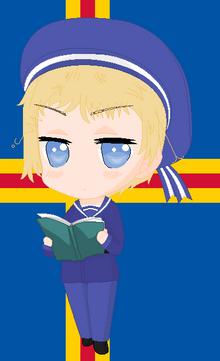 The Åland Islands OC | Hetalia Fan Characters Wiki | FANDOM