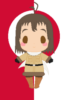 Greenland Mascot Chibi