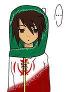 Hetalia OC Iran by SweetyPieDKGirl5566