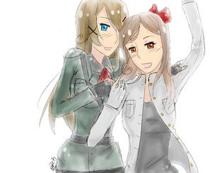 Victoria & Ezrine