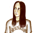 "Axel ""Uugrath"" Bondevik (Black Metal Norway)"