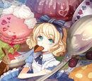 Wonderland ( Alice Riddle )
