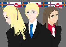 Genderbend Nordic Trio