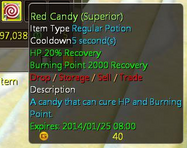 Red Candy (Superior)
