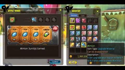 Heva Clonia Online Winter Item Rewards