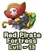 Red Pirate Fortress
