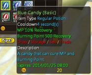 Blue Candy (Basic)