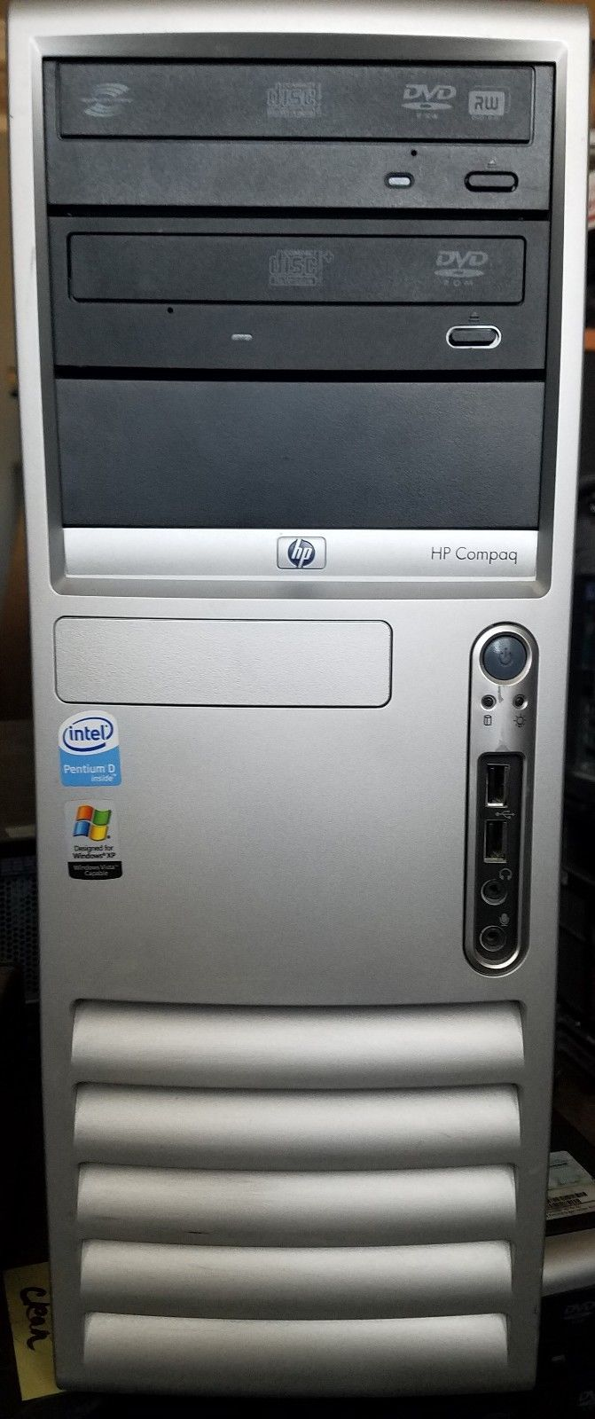 HP COMPAQ DX5150 INTEL LAN DRIVERS