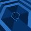 Hyper Hexagon Icon