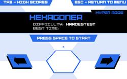 Hyper Hexagoner