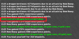 Raid token