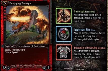 Rampaging Tarasque2