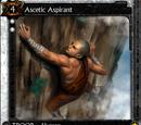 Ascetic Aspirant