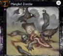 Mangled Zombie