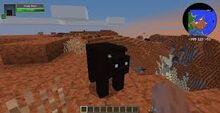 Minecraft black bear badlands