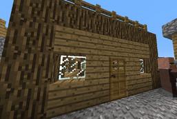 VillagePatternHouse