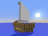 SmallShipGlass